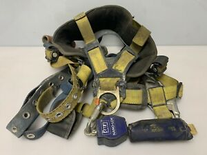 Sala Delta Safety Harness Universal W nano lok Edge Lifeline