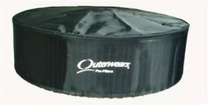 New 14x4 Air Filter Outerwear Black Pre Filter Cover W Top Modified Stock Car