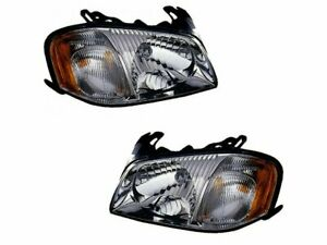 For 2001 2004 Mazda Tribute Headlight Assembly Set 68114ss 2002 2003