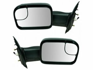 For 2002 2008 Dodge Ram 1500 Door Mirror Set 68224dg 2003 2004 2005 2006 2007
