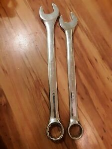 Pittsburgh Big Combination Wrenches 1 1 4 1 1 8