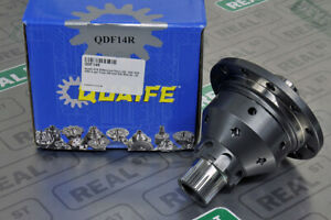 Quaife Atb Differential Front Lsd Vag 02m 4wd 6 Spd Trans Vw Golf R32 Mk4 02 05
