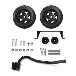 Champion 40065 Wheel Kit With Folding Handle For 2800 To 4750 watt Generators