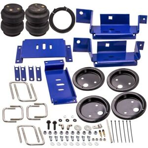 Rear Air Spring Bag Leveling Kit For Ford F250 F350 Super Duty Rwd 1999 2000 07