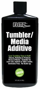 Flitz TA 04806 16 oz. TumblerMedia Liqud Additive Bottle $35.73