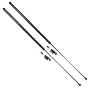 Pair Of Liftgate Tailgate Hatch Lift Supports Fits 95 99 Mitsubishi Eclipse Fits Eagle