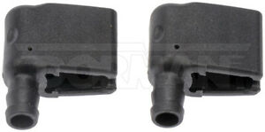 Windshield Washer Nozzle Fits 08 08 Volkswagen Mitsubishi Crafter Galant 47191