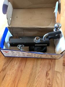 Keeper 09902 Speedhitch Trailer Tow Hitch 4 Drop 2 Receiver In Box Used
