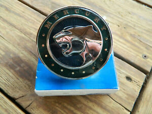 1996 1997 Mercury Cougar Grill Emblem Nos New Old Stock F6wy 8213 a