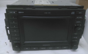 2005 2007 Jeep Dodge Chrysler Navigation Radio Rec 6 Disc Cd Player Oem 05 06 07