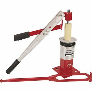 Strongway Portable Mini Tire Changer 16in H