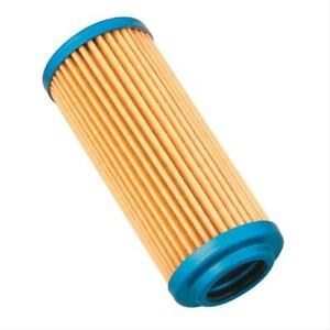 Summit Racing Fuel Filter Element Gasoline Cellulose 10 Micron Replacement Each