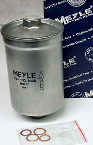New Genuine Meyle Fuel Filter 1001330006 Vw Fox Golf