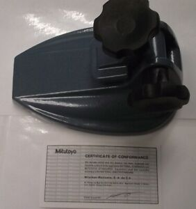 Mitutoyo 156 101 Micrometer Stand Adjustable 4 100mm