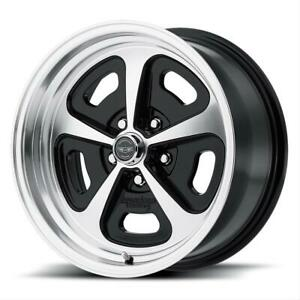 American Racing Vn501 Gloss Black Machined Wheel Vn50177012500