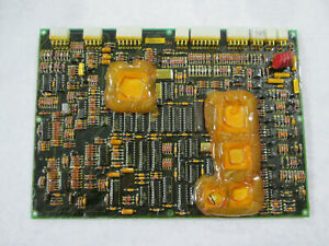 Nnb Lincoln Electric G2861 1 Power Wave Control Board