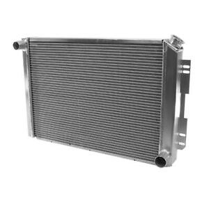 Be Cool Radiator Direct Fit Alum Natural Pontiac Camaro Firebird Ea 10168