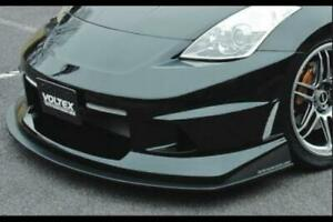 Voltex Front Bumper For The Nissan 350z