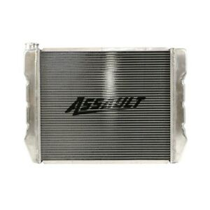 Gm Chevy Style 19 x22 Aluminum Universal Radiator Heavy Duty Extreme Cooling