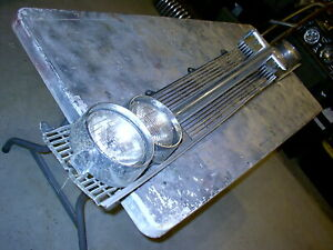 1965 Buick Electra Grill 65 Buick Grill 3 Pieces 5 20 Fix
