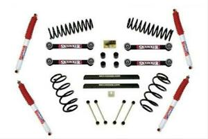Skyjacker Suspension Lift Coil Springs 4 0 Front 4 0 R Fits Jeep Tj401bph