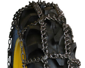 Wallingfords Aquiline Talon 440 80 28 Tractor Tire Chains 16928asth