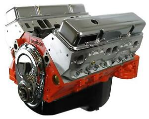 Blueprint Engines Pro Series Chevy 454 C i d 575hp Base Crate Engine Ps4541ct