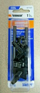 New Dorman 47137 Windshield Washer Nozzle Kit Exterior W Free Shipping