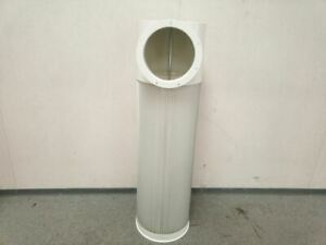 Jet 717530f Dust Collector Canister Filter Housing