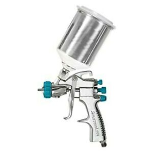 Startingline 3 Pieces Hvlp Finish Coat Primer Detail Gravity Feed Spray Gun Kit