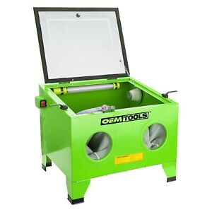 Tools Bench Top Abrasive Blasting Cabinets