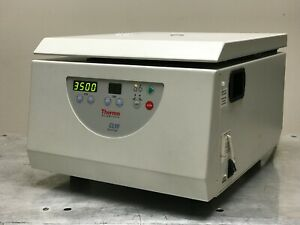 Thermo Scientific Cl10 Centrifuge W F g3 Rotor