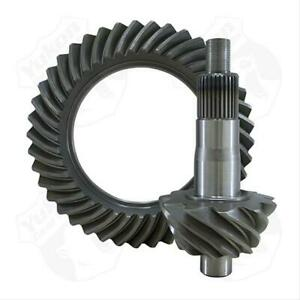 Yukon Ring And Pinion Set 24135 Gm 10 5 14 bolt 4 11 1 4 series Carrier