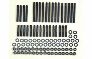 Arp Cylinder Head Studs Pro Series Hex Head Chevy 348 409 Stock Heads Kit