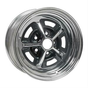 Coker Magnum 500 Chrome Wheels With Black Accent M50158