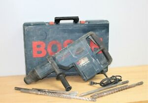 Bosch 11245 Evs Corded Sds max Combination Hammer W Bits Case