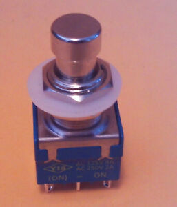 Momentary Dpdt Foot Switch Ships From Usa Lot s c