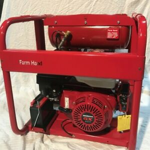 Welder Generator Air Compressor And Battery Charger 4 In 1 New