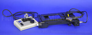 Zeiss Motorized Stage With Joystick For Zeiss Axiovert 200m Microscope