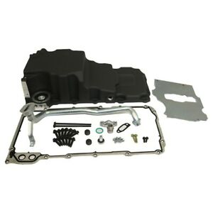 Ls Swap Conversion Oil Pan Retrofit Kit Black With Added Front Clearance Lsx