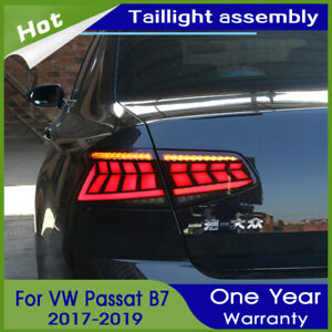 Car Accessories For Volkswagen Passat B8 Led Tail Lights 2017 2019