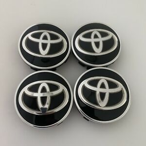 4 Pcs Genuine Oem Toyota 2020 Highlander Wheel Center Cap Only 42603 08010