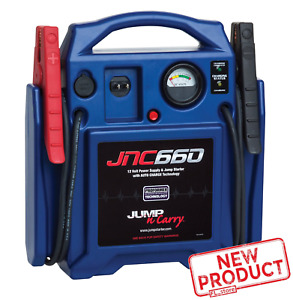 Portable Jump Starter Battery Charger Power Car Jumper Box 1700 Peak Amp Vehicle