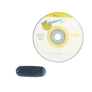 New Tis2000 Cd And Usb Key For Gm Tech2 Saab Car Model With Dongle