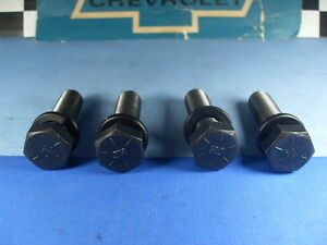 65 81 Chevy Camaro Chevelle Corvette Pontiac Buick 4 Speed Transmission Bolts