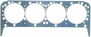 Two 2 Fel Pro Head Gaskets Composition Type 4 250 Bore 051 Comp Sbc