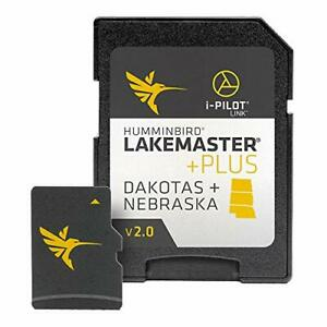 Humminbird 600013-6 Lakemaster+ Maps  Dakotas/nebraska V2 (6000136)