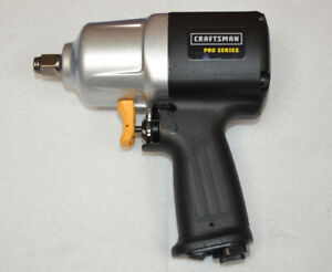 Craftsman Composite Impact Wrench Pro Series 1 2 Inch Drive 875 198651