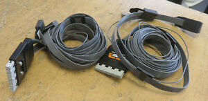 Lot 2 Tektronix P6418 17 channel Logic Analyzer Probe