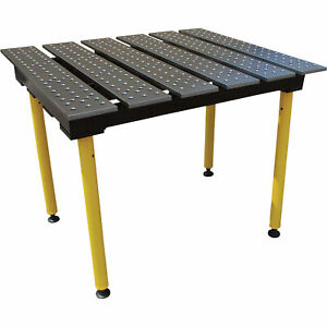 Strong Hand Tools Buildpro Welding Table tmb54738